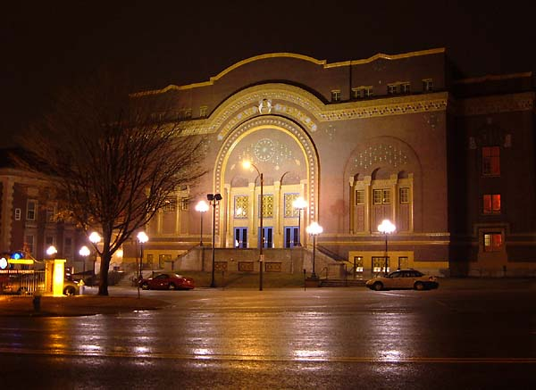 Built St Louis Recalled To Life The Moolah Temple