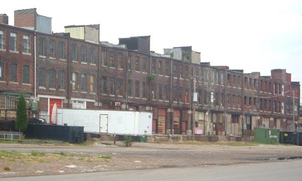 Built St Louis The Industrial City Riverfront North