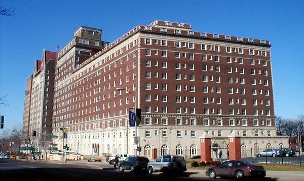 Midtown St Louis Hotels