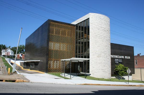 Built St Louis Mid Century Modern Alton Savings Amp Loan