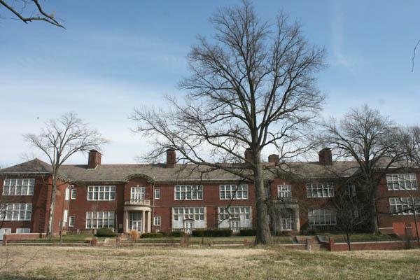Built St. Louis | Ittner / Milligan School Buildings