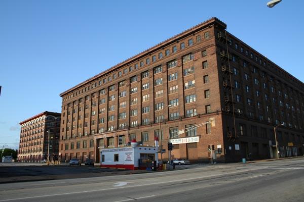 Built St Louis The Central Corridor Downtown West