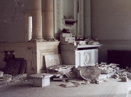 Built St Louis Crumbling Landmarks Clemens Mansion