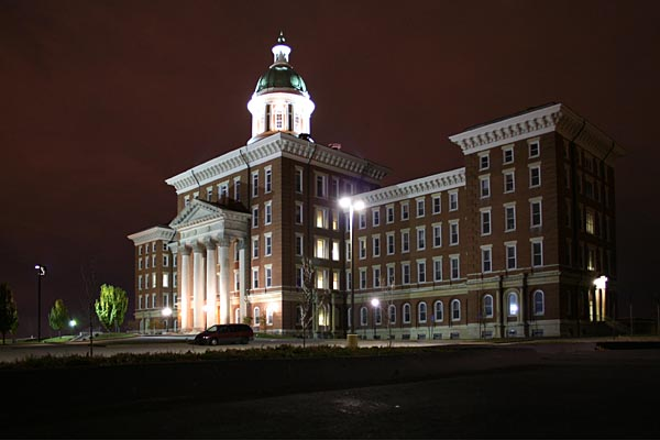 Built St Louis Recalled To Life St Louis State Hospital