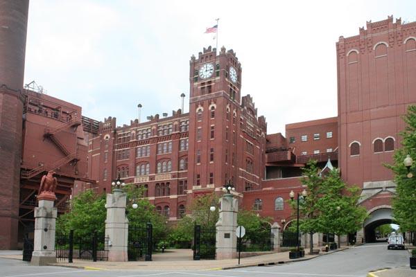 Anheuser Busch Brewery: St. Louis