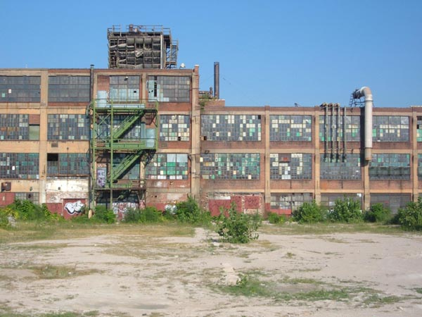 Built St  Louis | The Industrial City |