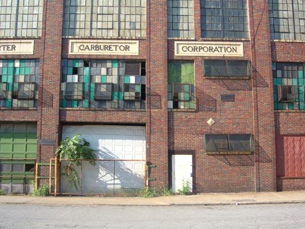 Built St  Louis | The Industrial City |