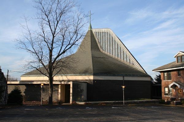 Built St Louis Mid Century Modern