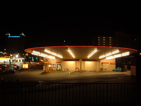 Built St Louis Midcentury Modern Grand Avenue Del Taco