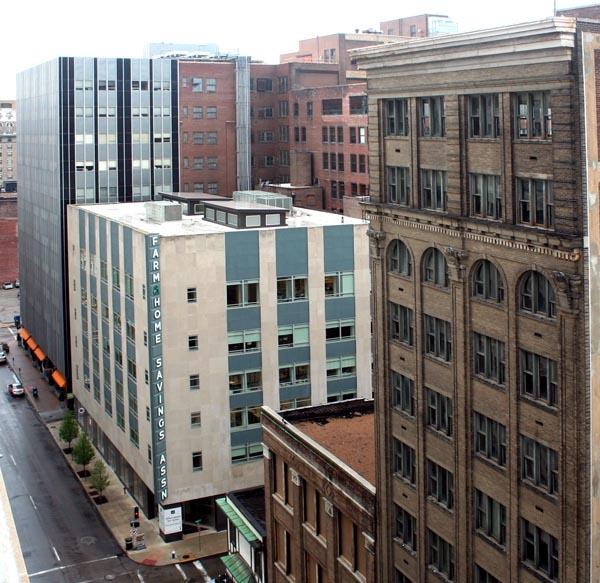Built St Louis Historic St Louis Architecture