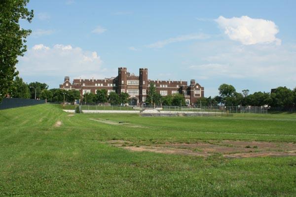 Built St Louis Ittner Milligan School Buildings